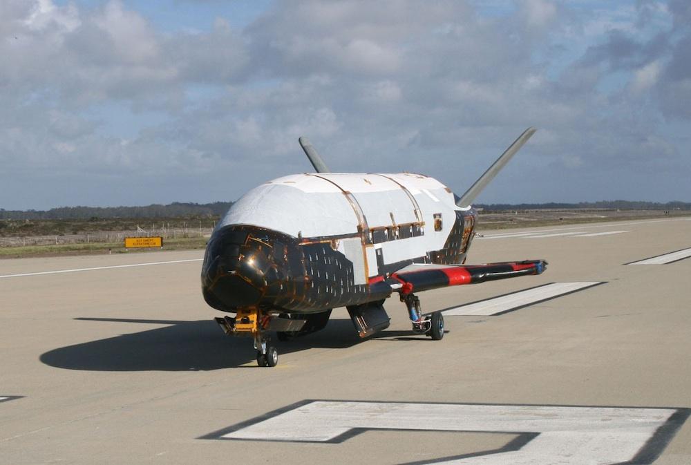Vehículo orbital de pruebas X-37B