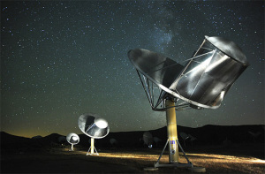Allen Telescope Array (ATA)