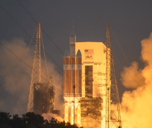 Vuelo de prueba Orion
