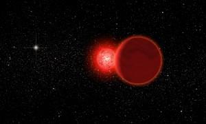 Estrella de Scholz y su compañera - WISE J072003.20-084651.2