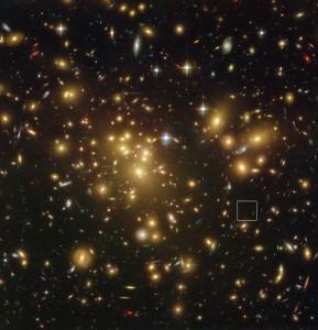 Galaxia A1689-zD1