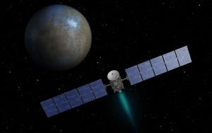 Dawn aproximándose a Ceres