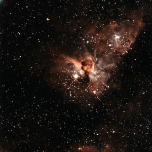 Nebulosa de la Cerradura