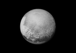 Plutón, 12 julio 2015
