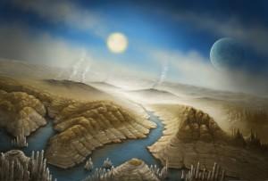 Superficie de Kepler-452b