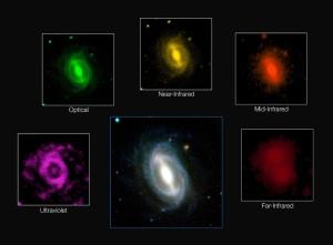 Galaxia del sondeo GAMA Imágenes de galaxias del sondeo GAMA