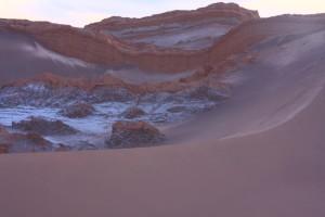 Valle de la Luna, Antofagasta