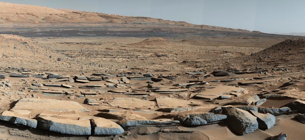 """Formación """"Kimberley"""" en Marte"""