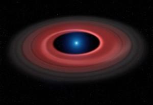 Enana blanca SDSS J1228+1040