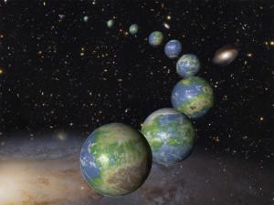 Planetas tipo Tierra