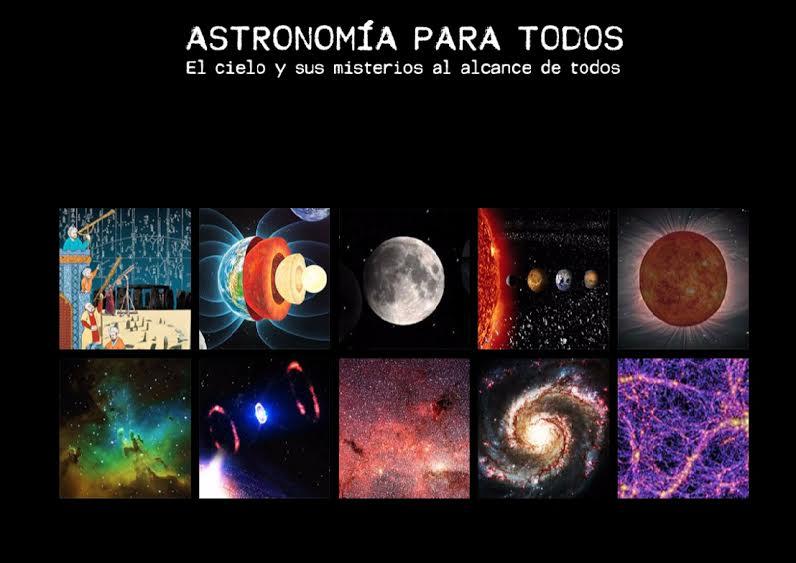 """""""Astronomía para todos"""""""