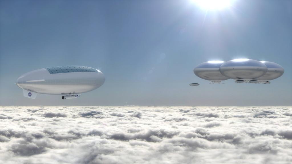 Crédito: Advanced Concepts Lab at NASA Langley Research Center