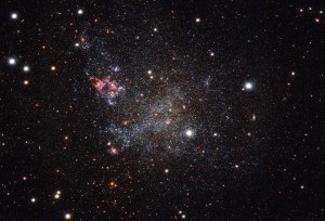 Galaxia enana IC 1613