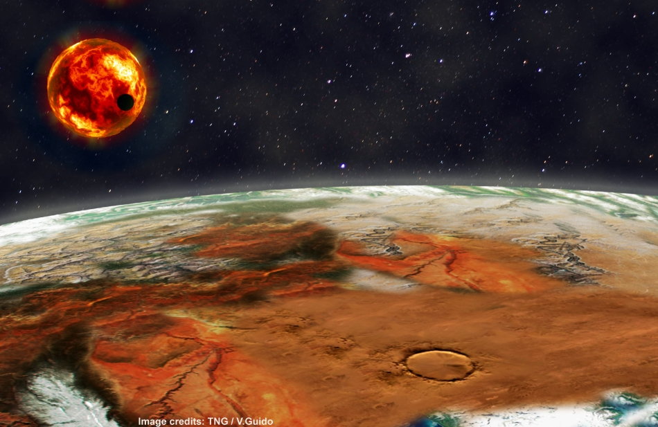 Mega-Tierra Kepler-10c