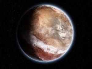 Marte hace 4.000 millones de años