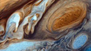 Gran Mancha Roja de Jupiter