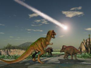 Asteroide dinosaurios