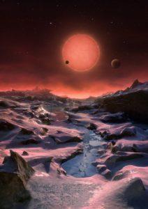 Planetas TRAPPIST-1