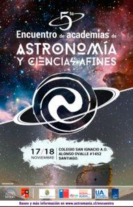 """""""IV encuentro de Academias de Astronomía y Ciencias Afines"""""""