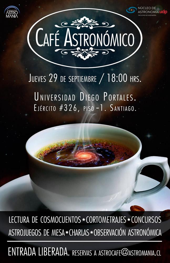 Café astronómico