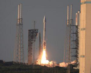 Lanzamiento OSIRIS-REx