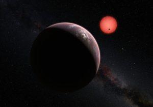 Planetas sistema TRAPPIST-1