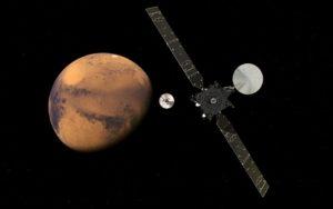 ExoMars 2016, Marte