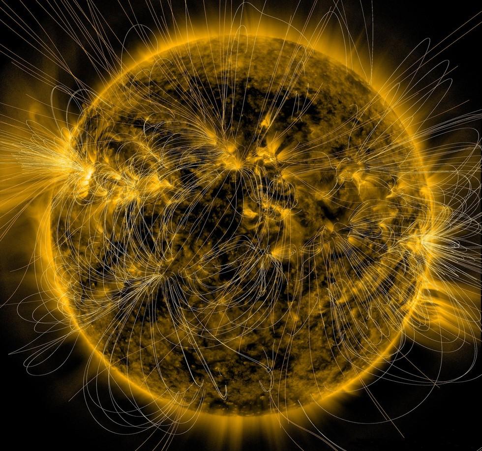 Crédito: NASA/Johns Hopkins University Applied Physics Laboratory