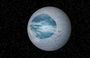 Planeta globo ocular
