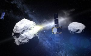 Asteroid Impact Mission (AIM)