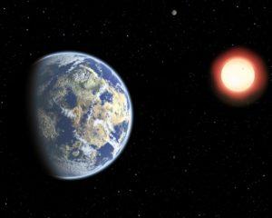 Planetas habitables y enana roja