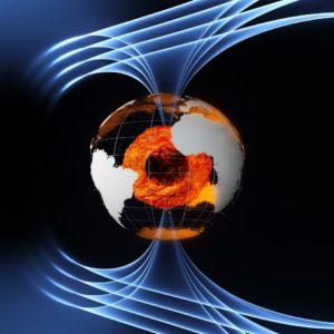 Agitado núcleo de la Tierra