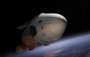 Cápsula Dragon v2, SpaceX