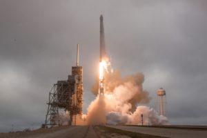 Lanzamiento Falcon 9, CRS-10