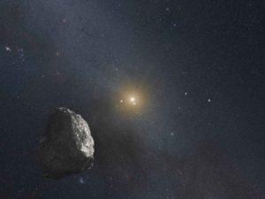 Objeto del cinturón de Kuiper, KBO