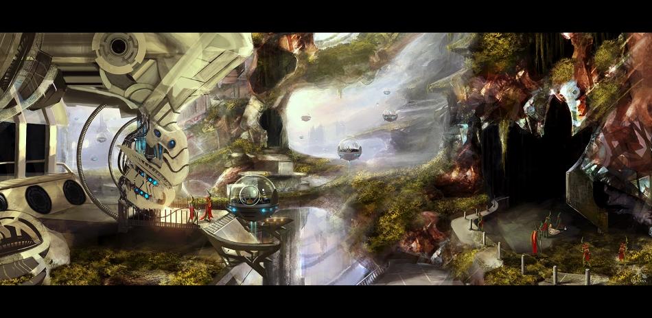 Civilización extraterrestre