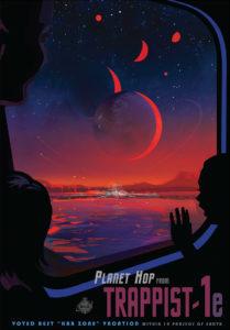 Póster de TRAPPIST-1e