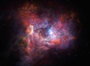 Galaxia A2744_YD4