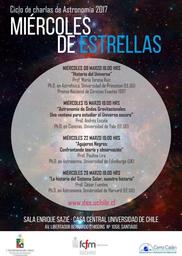 """Miércoles de Estrellas"""