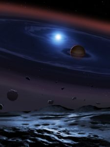 Sistema binario SDSS 1557