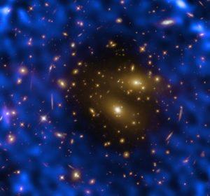 Efecto SZ en cúmulo galáctico RX J1347.5-1145