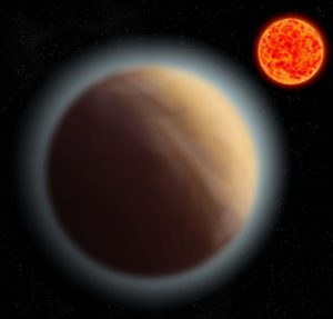 Súper Tierra GJ 1132 b