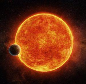 Exoplaneta rocoso LHS 1140b
