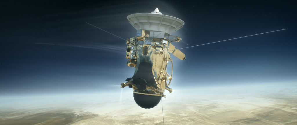 Gran Final de Cassini