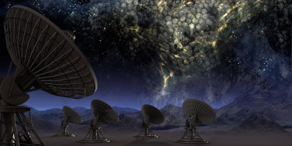 Resultado de imagen de Qué mensaje entenderan los alienígenas