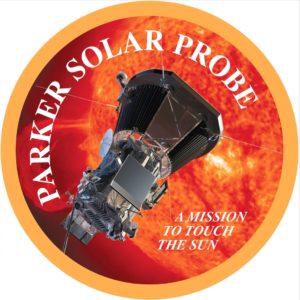 Parker Solar Probe, logo