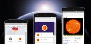 App Universo y Astronomía