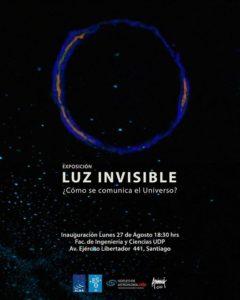 """Exposición """"Luz Invisible"""""""
