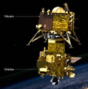 Orbitador y aterrizador de Chandrayaan-2