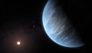Exoplaneta K2-18b